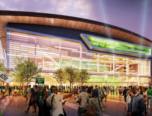 Fiserv Forum – New Home for Your Milwaukee Bucks